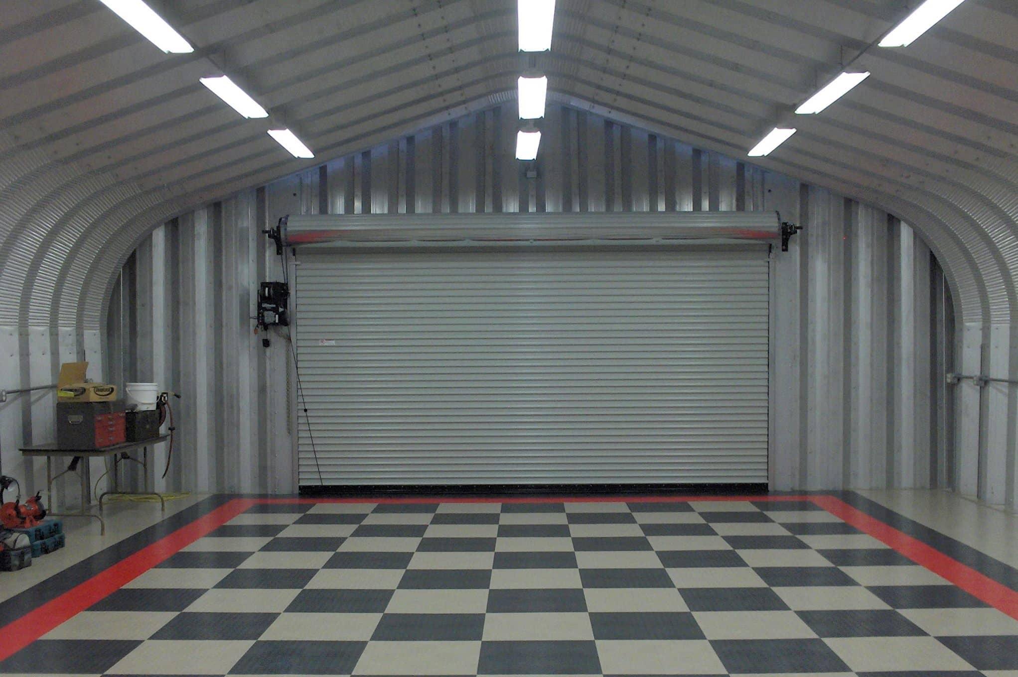 Фото гаражей внутри дизайн