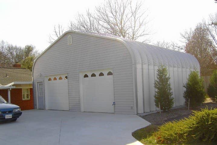 металлический гараж в красноярске стоимость